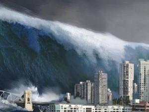 Гигантское цунами, какого не знала история, зарождается сейчас у побережья Аляски