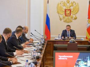 Интернет и связь планирует провести губернатор во все уголки Челябинской области
