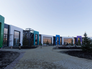 Уже 12 ноября первых пациентов заселят в новую инфекционную больницу под Челябинском