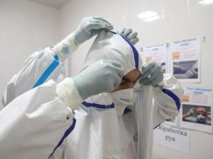 Ситуация с коронавирусом обостряется в Санкт-Петербурге. На помощь едут представители минздрава