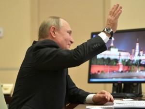 Путин рассказал, что привык работать из «бункера»