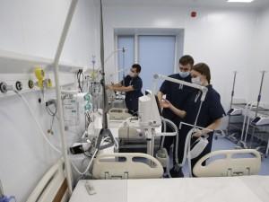 Массовая госпитализация в новый инфекционный центр в Малой Сосновке начнется на следующей неделе