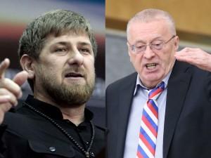 Поссорятся ли Кадыров с Жириновским?