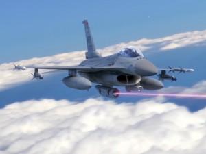 «Лучами смерти» планируют снабдить истребители ВВС США