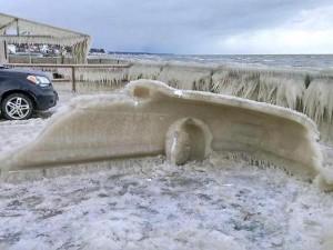 Колоссальный ущерб принес снегопад Приморью