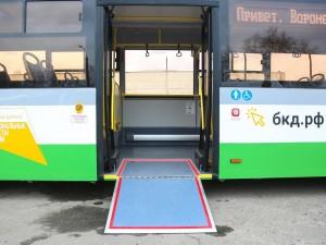 Воронежский автопарк пополнился новыми автобусами