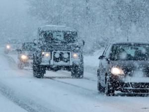 Ограничение движения введено на трассе М-5 «Урал» из-за метели