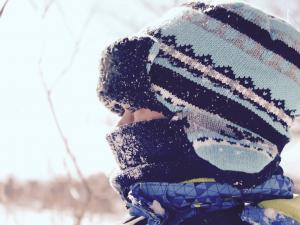 Сильные морозы идут в Свердловскую область