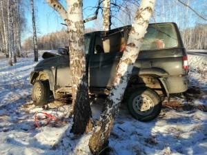 Пассажирка погибла в ДТП в Чебаркульском районе