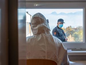 Провериться на ковид за 15 минут смогут юные пациенты в одной из больниц Челябинска