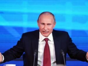 530 журналистов не пустят к Путину на пресс-конференцию