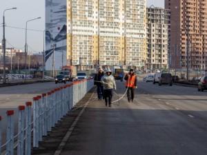 Тросовые ограждения появятся в Челябинске даже на проспекте Ленина?