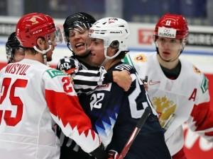 Российские хоккеисты обыграла команду США на МЧМ-2021