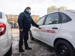 Челябинск получил 10 машин неотложной помощи