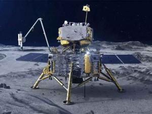 Китай начнет бурение Луны в «Океане бурь»