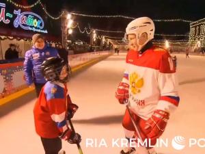 Владимир Путин исполнил мечту юного челябинца, который несколько лет борется с лейкозом