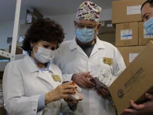 Препараты, спасающие от COVID-19, появились в Челябинске