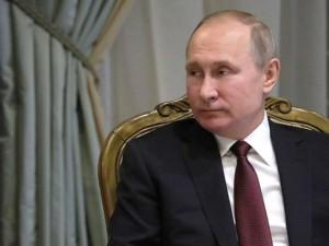 Путин поздравил Байдена с победой на президентских выборах в США