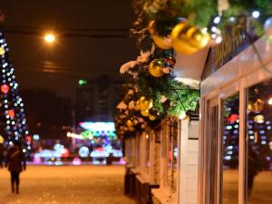 Игрушки, конфеты и бургеры будут продавать на главной площади Челябинска
