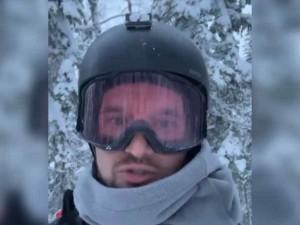 Сноубордист пошутил, что заблудился в лесу. Полицейские нашли «пропавшего» в гостинице
