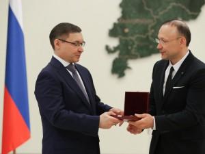 Руководитель РМК получил орден «За заслуги перед Отечеством» - за помощь в борьбе с эпидемией COVID-19
