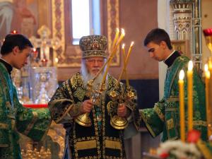 В Москве от Covid-19 скончался бывший управляющий Челябинской епархией митрополит Иов