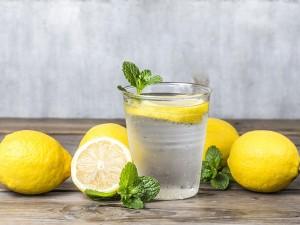 Пить или не пить – про воду с лимоном