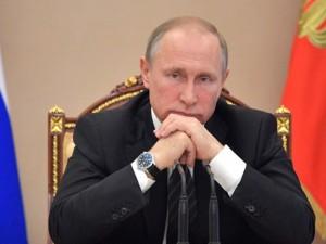 Путин рассказал, что испытывает оторопь от просмотра российских телепередач