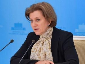 С кого началось распространение covida в России, рассказала Попова