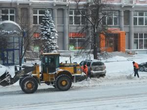 В Челябинске наступили морозные выходные