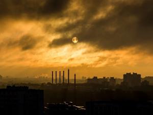 Смог накроет Свердловскую область на четыре дня