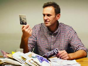 В Кремле присвоили новый статус Алексею Навальному
