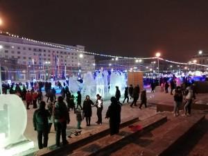 Грустный Новый год в Челябинске: ни салюта, ни боя курантов, ни телеобращения Путина