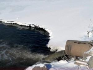 Сброс фекалий в реку Миасс расследует челябинская полиция