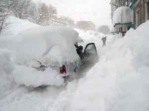 Усиление снегопада в Челябинской области ожидается ближайшей ночью