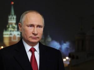 Путин заявил, что 2020-й год «вместил в себя груз нескольких лет»