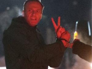 Кремль отреагировал на ситуацию с Навальным