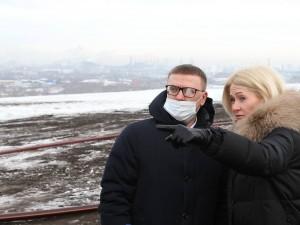 Вице-премьер Абрамченко назвала рекультивацию Челябинской свалки уникальным для России проектом