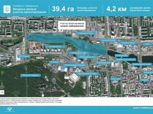 Благоустроив набережную реки Миасс, Челябинск можно превратить в туристический объект