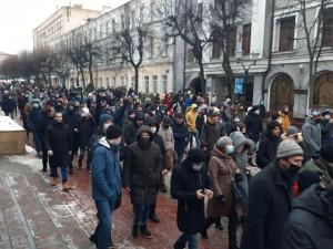 Представителей TikTok и Telegram Роскомнадзор вызвал в связи с новыми акциями протеста