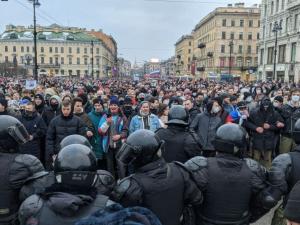 31 января россияне вновь выйдут на улицы за свободу и справедливость