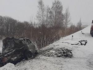 Пассажирка «Рено Сандеро» погибла в ДТП в Пластовском районе