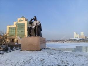 В Челябинске январь начинается с заметного холода