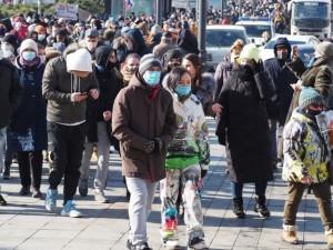 «Мамины революционеры» вышли на улицы Челябинска в поддержку Навального?