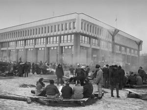 30-летие штурма телебашни в Вильнюсе: с этого начался распад СССР