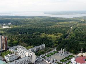 Строительство детской больницы в городском бору Челябинска: состоится или нет?