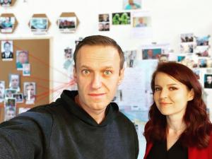 Пресс-секретаря Навального Киру Ярмыш арестовали на 9 суток