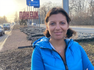 Маргарита Симоньян предложила России «забрать Донбасс домой»