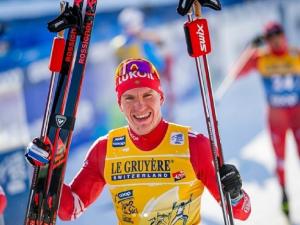 На российского лыжника Большунова написали заявление в финскую полицию из-за инцидента на гонке