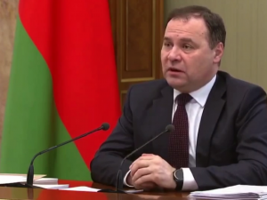 Ближайшим партнером и союзником назвал Россию премьер-министр Белоруссии